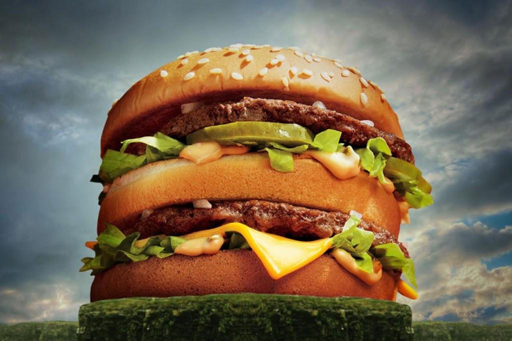 McDonald's Lillänge