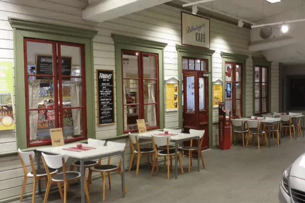 Bilbolagets Café